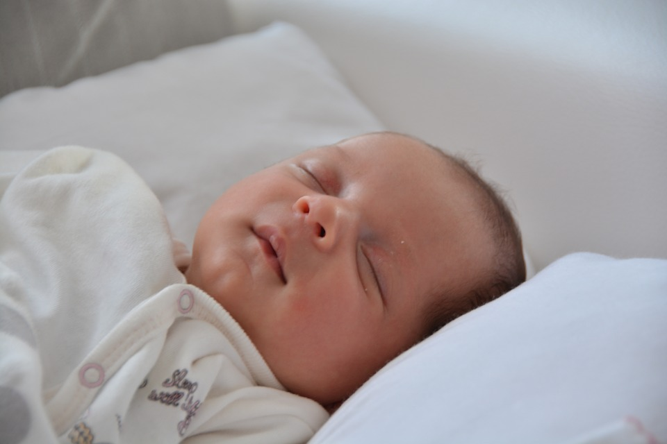 3 tips to get your baby to sleep